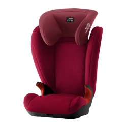 Silla de auto Kid II  Romer Flame Red
