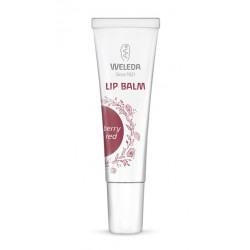 BALSAMO LABIAL CON COLOR Lip Balm Berry Red- 10ML - WELEDA