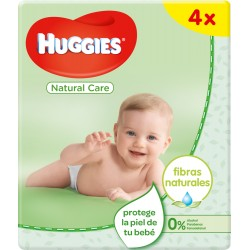 Toallitas Natural Care Huggies 224 uds 0m+