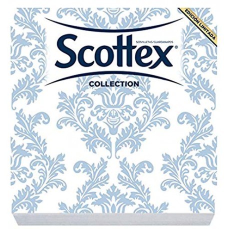 Scottex Collection Doble Capa Servilletas - 50 unidades