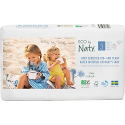 Pañales Naty T3 Eco pack 50 uds