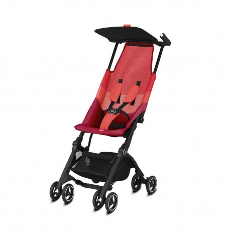 Gb Gold Pockit Air All Terrain - Silla de Paseo, Ultracompacta, De 6 Meses a 4 años - GB