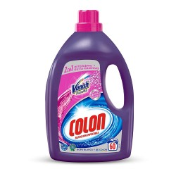 DETERGENTE EN GEL COLON VANISH PINK 60 DOSIS