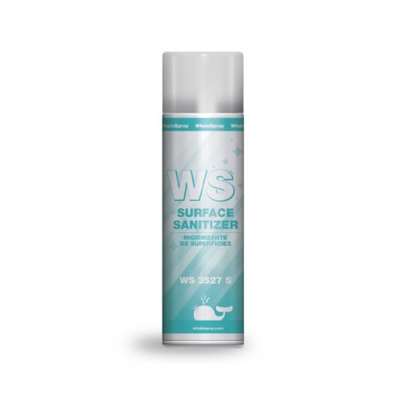 Higienizante de superficies WHALE SPRAY- 500 ml