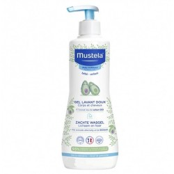 GEL-CHAMPÚ MUSTELA 750 ML