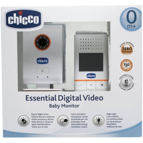BABY MONITOR VIDEO ESSENTIAL DIGITAL CHICCO