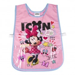 DELANTAL IMPERMEABLE MINNIE DE DISNEY