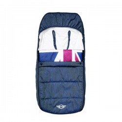 SACO MINI STROLLER FOOTMUFF