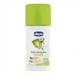 SPRAY ANTI-MOSQUITOS INFANTIL 100ML CHICCO