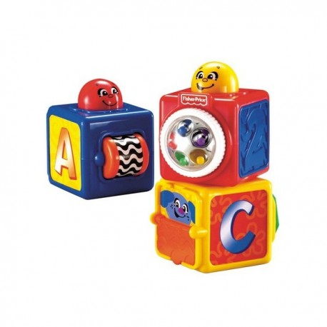 BLOQUES ACTIVITY 6M+ FISHER-PRICE