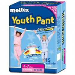 MOLTEX YOUTH PANT 17-30 Kg.