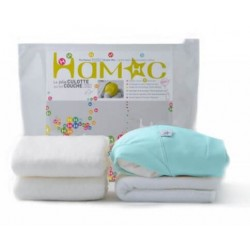 KIT PAÑAL INTRODUCCIÓN LAVABLE Y DESECHABLE HAMAC