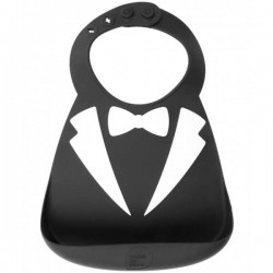 BABERO SILICONA TUXEDO MAKE MY DAY