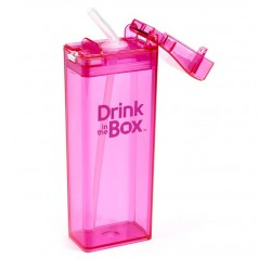 DRINK IN THE BOX PINK 355 ML. PRECIDIO DESING INC.