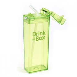 DRINK IN THE BOX GREEN 355 ML. PRECIDIO DESING INC.