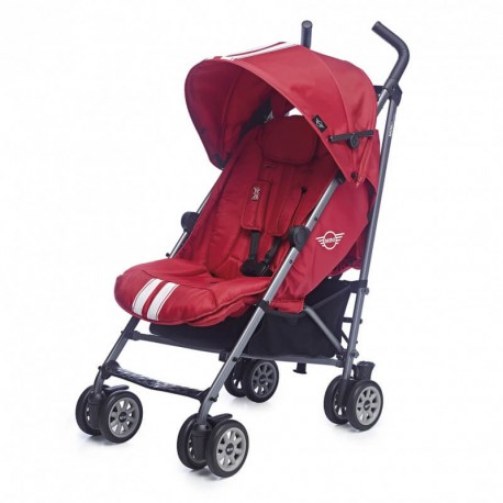 SILLA DE PASEO MINI BUGGY FIREBALL RED 2016 +0M EASYWALKER
