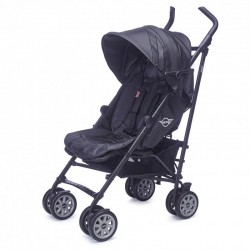 SILLA DE PASEO MINI BUGGY XL MIDNIGHT BLACK 2016 +0M EASYWALKER