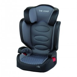 Silla de Auto Jet i-Fix gris - Grupo 2/3 BE COOL