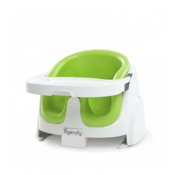 ASIENTO BABY BASE TEAL VERDE +4M INGENUITY DE BRIGHT STARTS