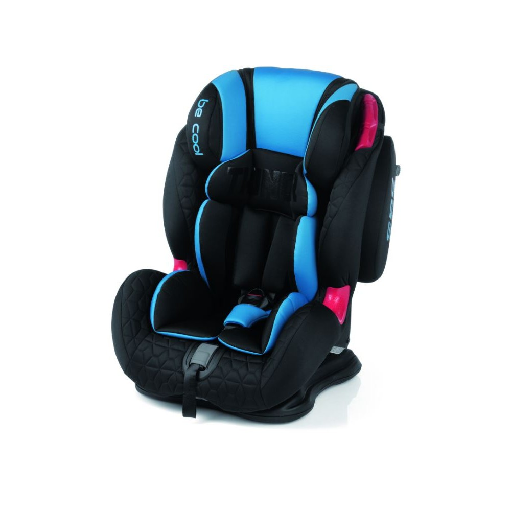 Sillas de coche thunder grupo 1 2 3 be cool de jan en - Silla 1 2 3 reclinable ...