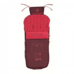SACO SILLA NEST PLUS RED RED