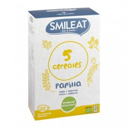 Papillas 5 cereales ECO Smileat