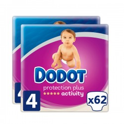 DODOT ACTIVITY T4 C/96 Unidades DE 8 a 15 KG