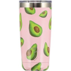 VASO AGUACATE CHILLY,S 500ml. CHILLYS