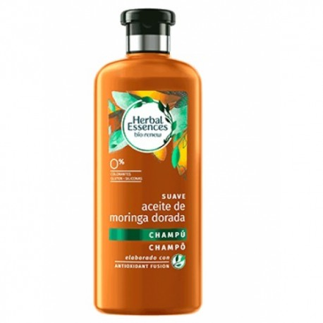 Herbal Champu Suave Moringa 400ml