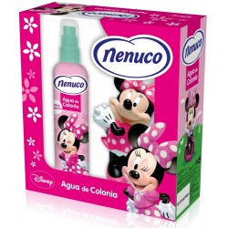 Estuche Agua de Colonia Minnie Mouse 175 ml 12m+