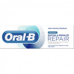 Oral-B Pasta Encias & Esmalte Repair Original 75ml