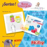 Sorteo Nappy, Nuby y Mamá Convergente!