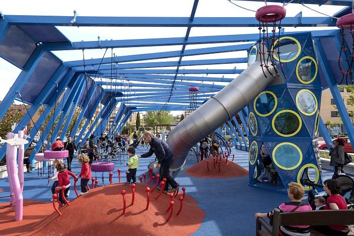 Los Mejores Parques Infantiles De Madrid Segunda Parte